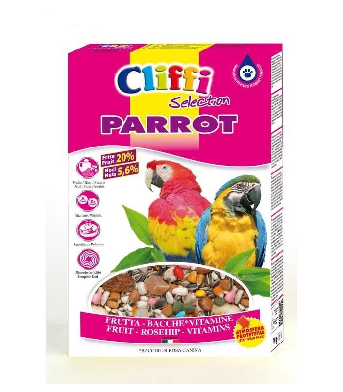 Cliffi selection parrot 500 gr