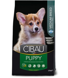 Farmina cibau puppy medium 2,5 kg