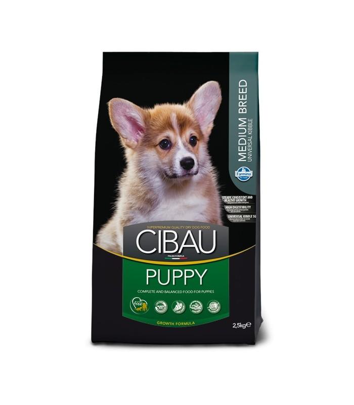 Farmina cibau puppy medium 2,5 kg