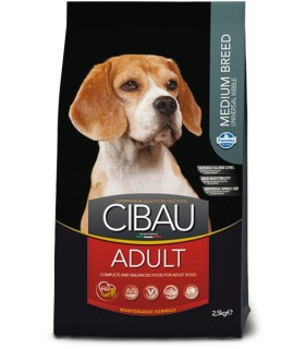Farmina cibau adult medium 2,5 kg