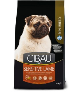 Farmina cibau adult mini sensitive agnello 2,5 kg