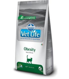 Farmina vet life gatto obesity 400 gr