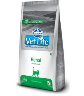 Farmina vet life gatto renal 2 kg