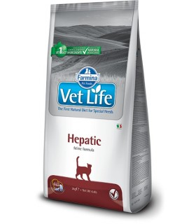 Farmina vet life gatto hepatic 400 gr