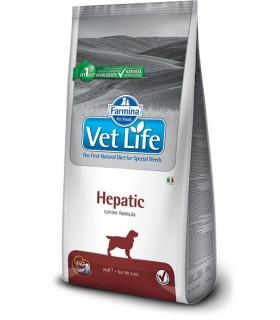 Farmina vet life cane hepatic 2 kg