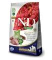 Farmina n&d quinoa cane digestion agnello 7 kg
