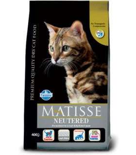Farmina matisse neutered 400 gr
