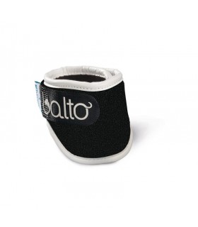 Balto neck black eco antileccamento tg xxs