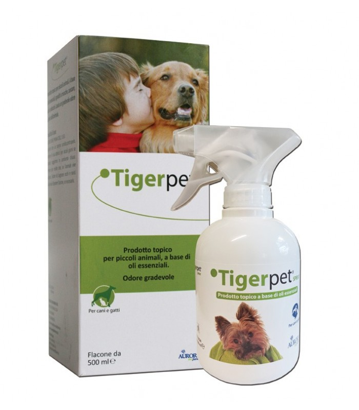 Aurora biofarma tigerpet spray 300 ml