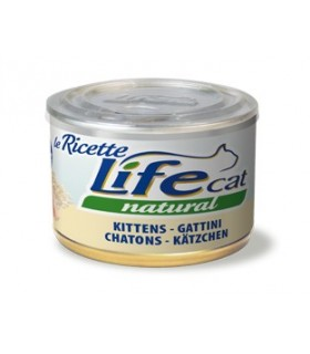 Life cat natural gattini 150 gr