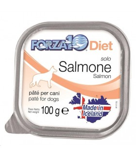 Forza 10 cane diet solo salmone 100 gr