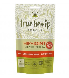 True Hemp Treats Anca + Articolazioni True Hemp 50 grammi