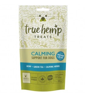 Treats Rilassante True Hemp da 50 grammi