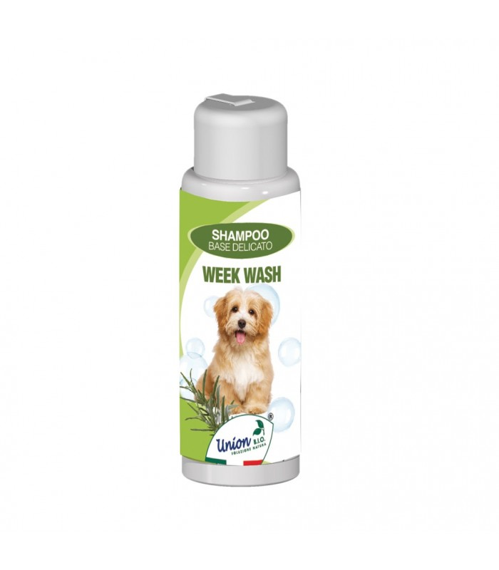 Union bio week wash shampoo 250 ml