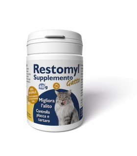 Innovet restomyl supplemento gatto 40 gr