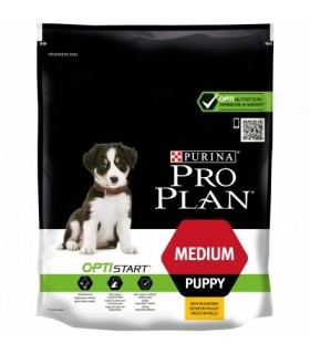 Purina proplan puppy medium optistart 12 kg