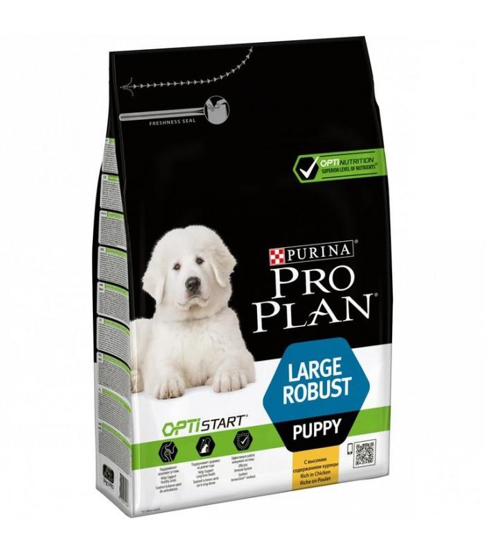 Purina Proplan puppy large robust optistart 3 kg