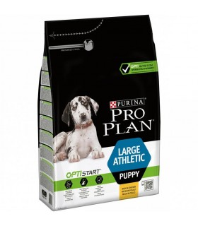 Purina Proplan puppy large athletic optistart 3 kg