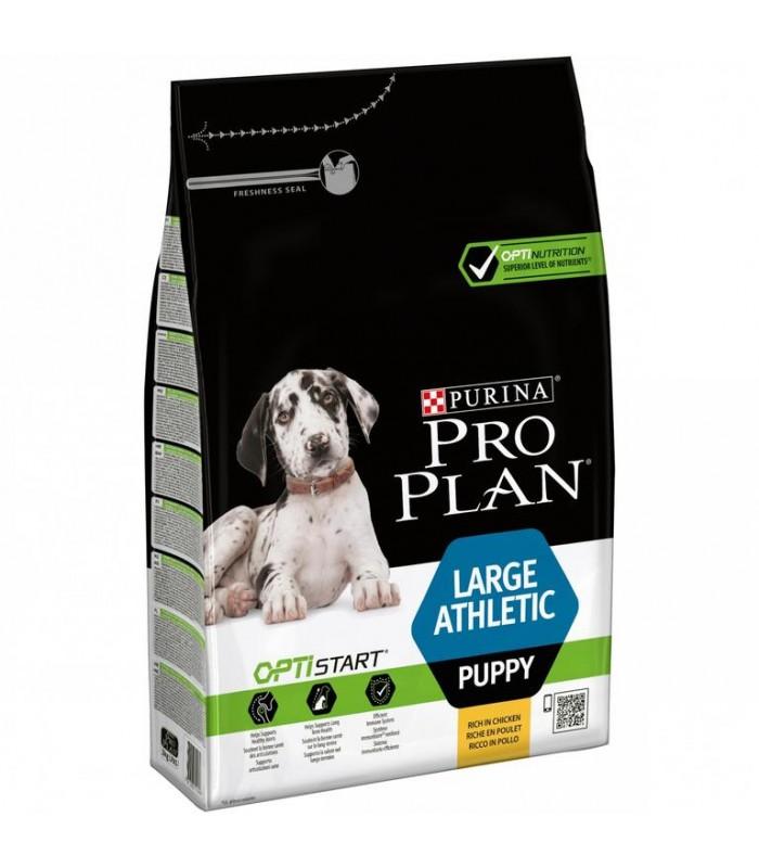 Purina Proplan puppy large athletic optistart 3 kg