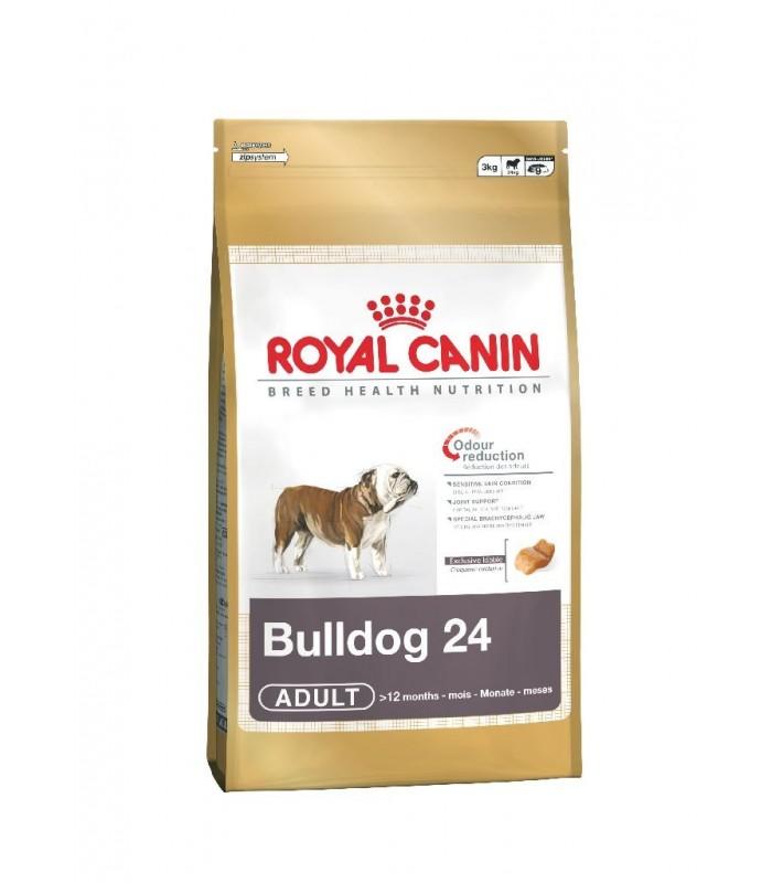 Royal canin bulldog 3 kg