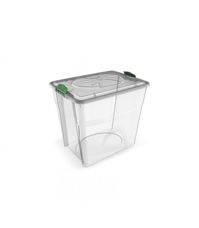 Bama pet contenitore sim box 32 lt