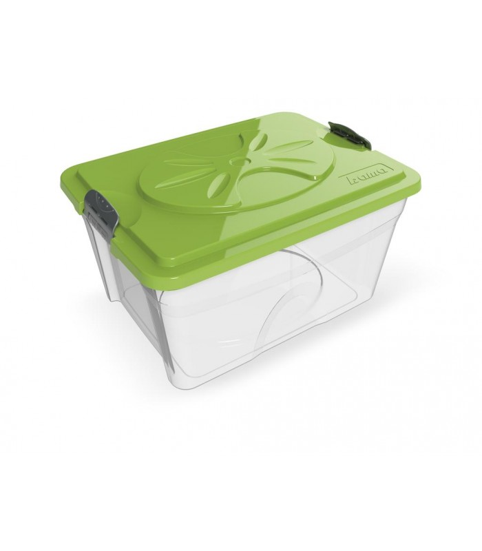 Bama pet contenitore sim box 18 lt