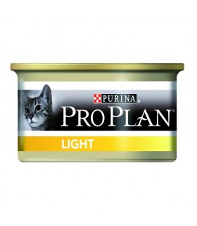 Purina proplan gatto light tacchino 85 gr