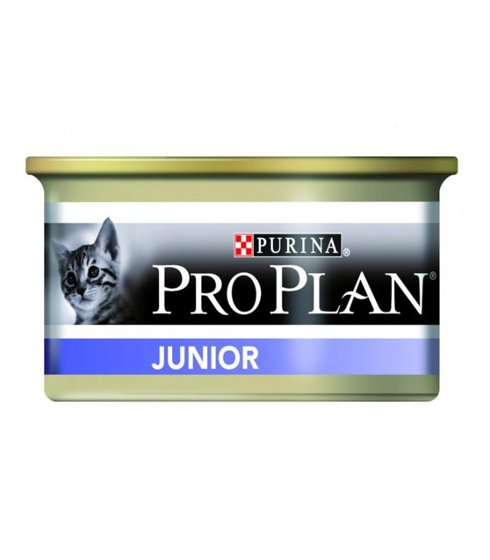 Purina proplan gatto junior pollo e fegato 85 gr