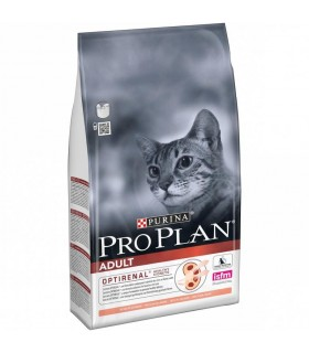 Purina proplan gatto adult original optisenses salmone e riso 1,5 kg