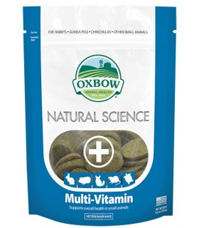 Oxbow natural science multi vitamin 120 gr