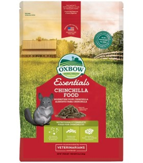 Oxbow essentials chinchilla food 1.36 kg