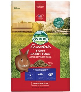 Oxbow essentials adult rabbit food 2,25 kg