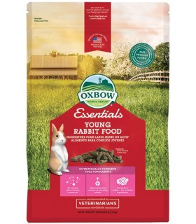 Oxbow essentials young rabbit food 2,25 kg