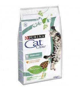 Purina Tonus cat chow gatto sterilised pollo 10 kg