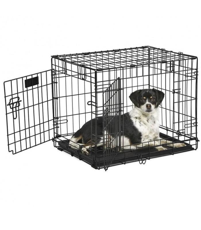 Ferplast dog-inn 60 nero box