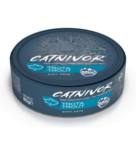 Drn catnivor trota 80 gr