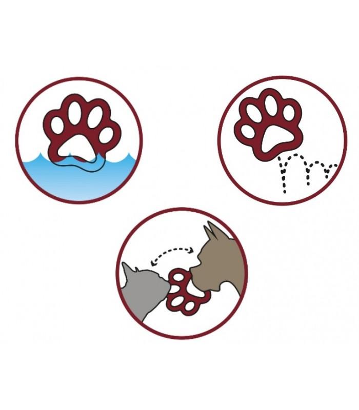 Bama pet orma gioco per cani 14 cm