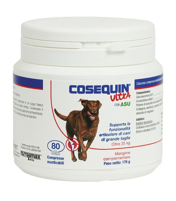 Cosequin ultra large 80 compresse 176 gr