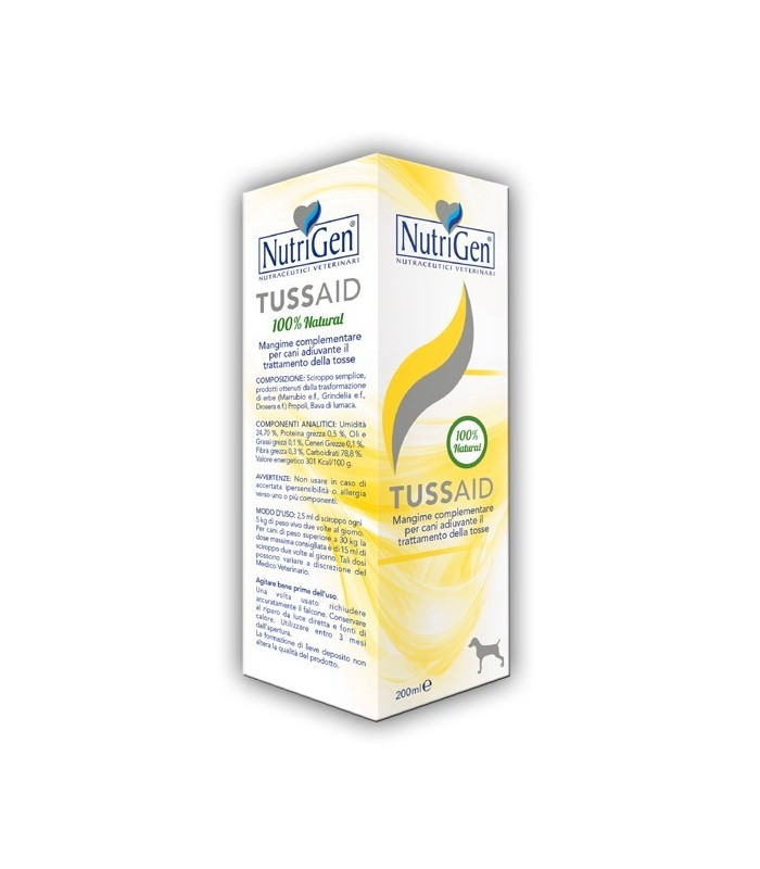 Nutrigen tussaid sciroppo 200 ml