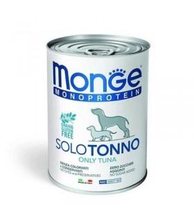 Monge monoproteico patè solo tonno 400 gr