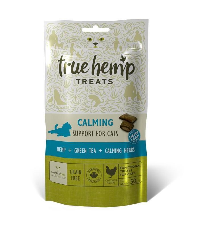 True hemp gatto calming 50 gr