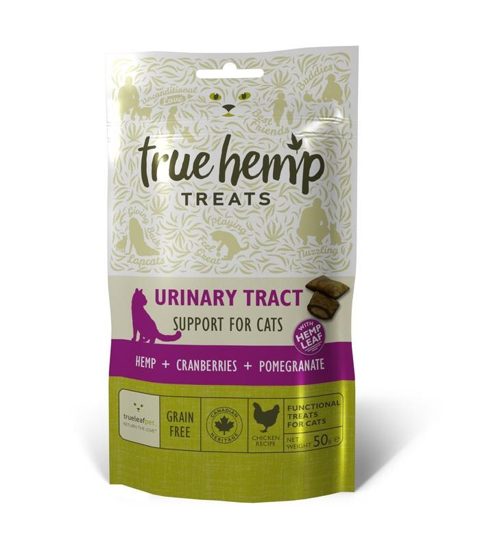 True hemp gatto urinary tract 50 gr