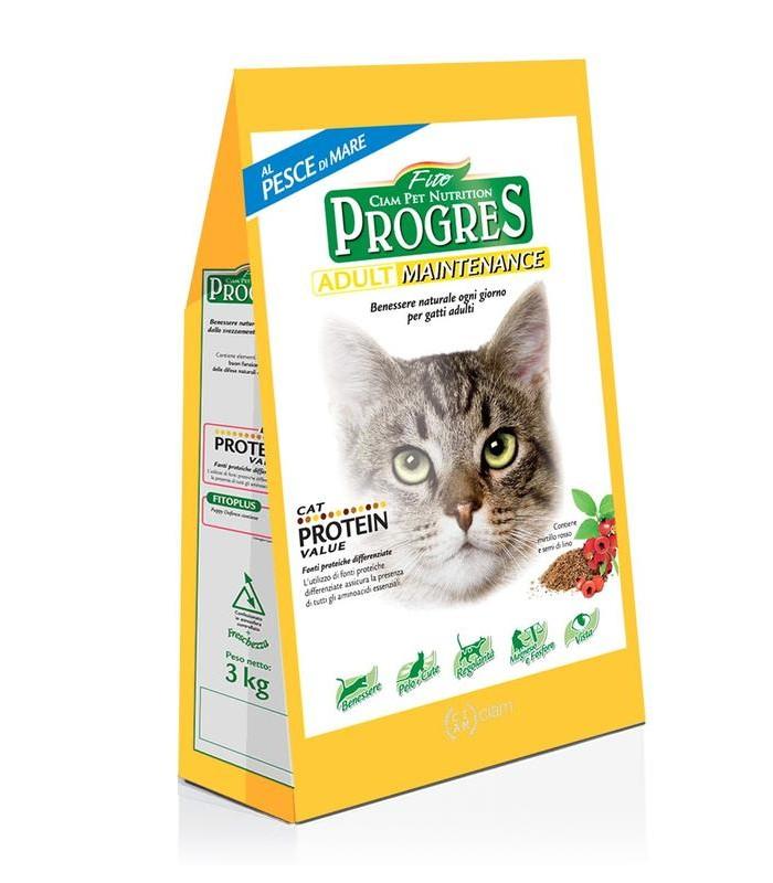 Fito progres gatto adult mantenimento pesce 10 kg