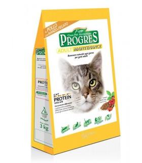 Fito progres gatto adult mantenimento manzo e fegato 400 gr