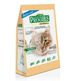 Fito progres gatto adult hairball 400 gr