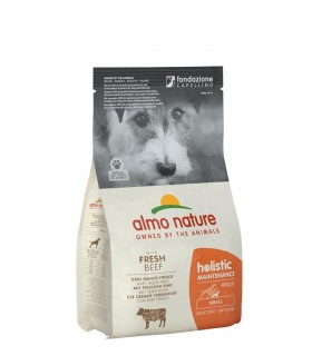 Almo nature holistic cane adult small con manzo 400 gr