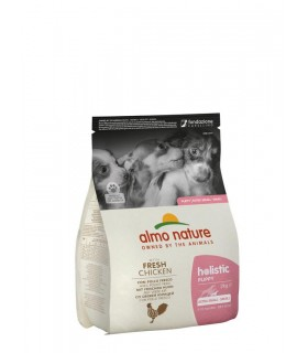 Almo nature holistic puppy small pollo e riso 2 kg