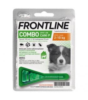 Frontline combo cani piccoli 1 pipetta 0,67 ml 2-10 kg
