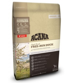 Acana free run duck dog 11,4 kg singles 25