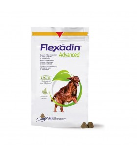 Vetoquinol flexadin advanced 60 tavolette masticabili